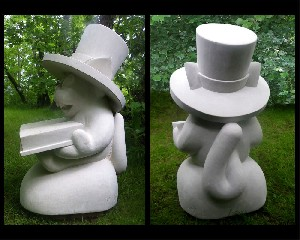 thumb 15 Chat Blabla sculpture Desca jpg
